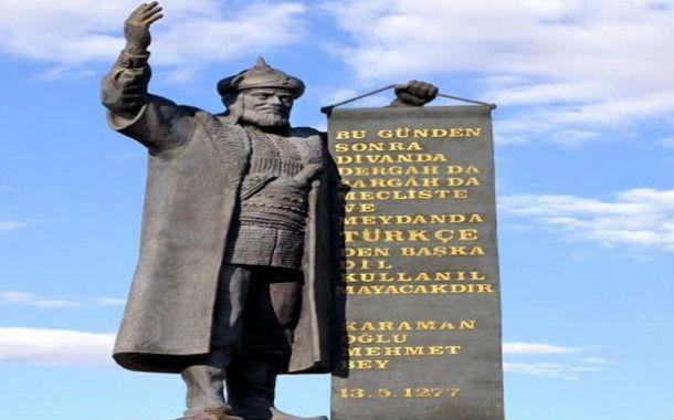 Karamanoğlu Mehmet Bey'in Fermanı